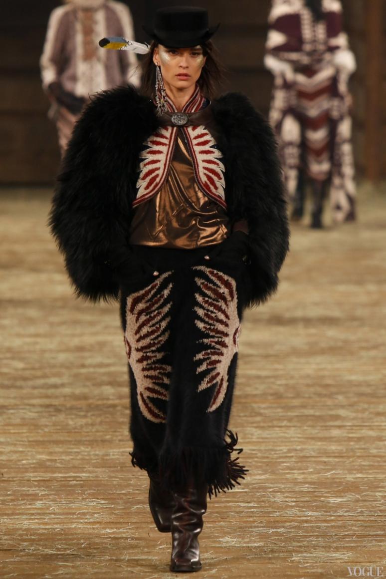 Chanel Couture весна-лето 2013 #65