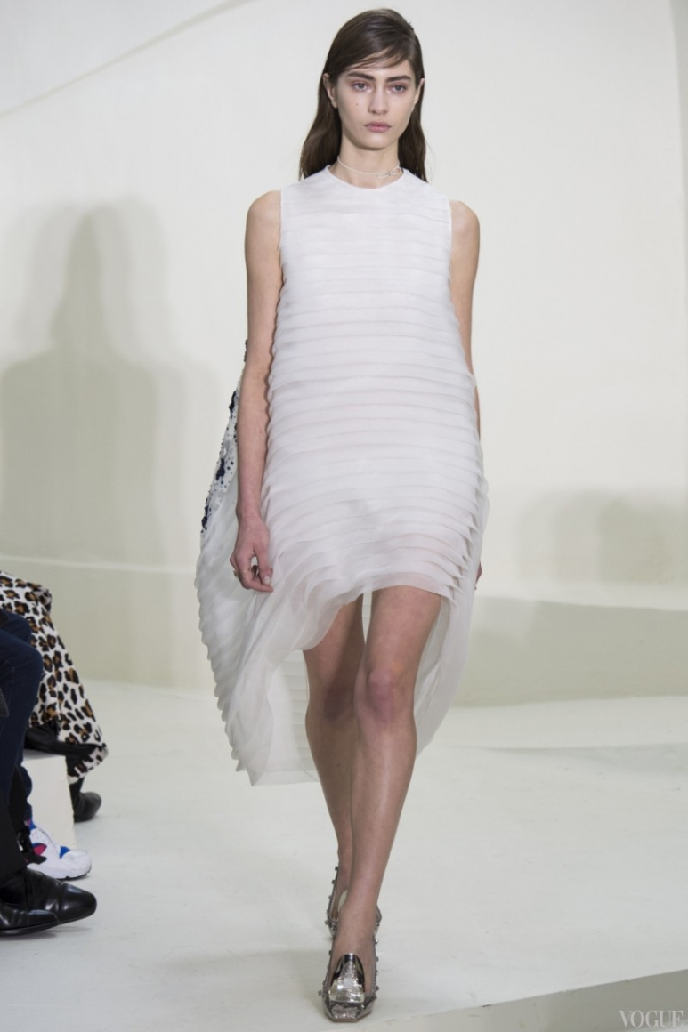 Christian Dior Couture весна-лето 2014 #17
