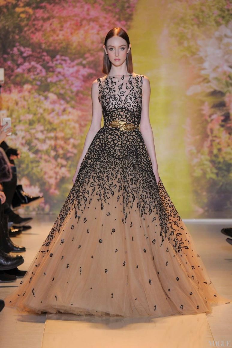 Zuhair Murad Couture весна-лето 2014 #30
