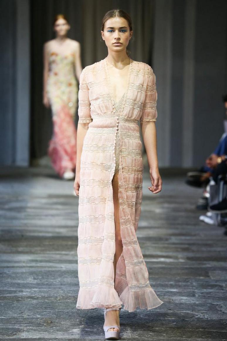 Luisa Beccaria весна-лето 2015 #11
