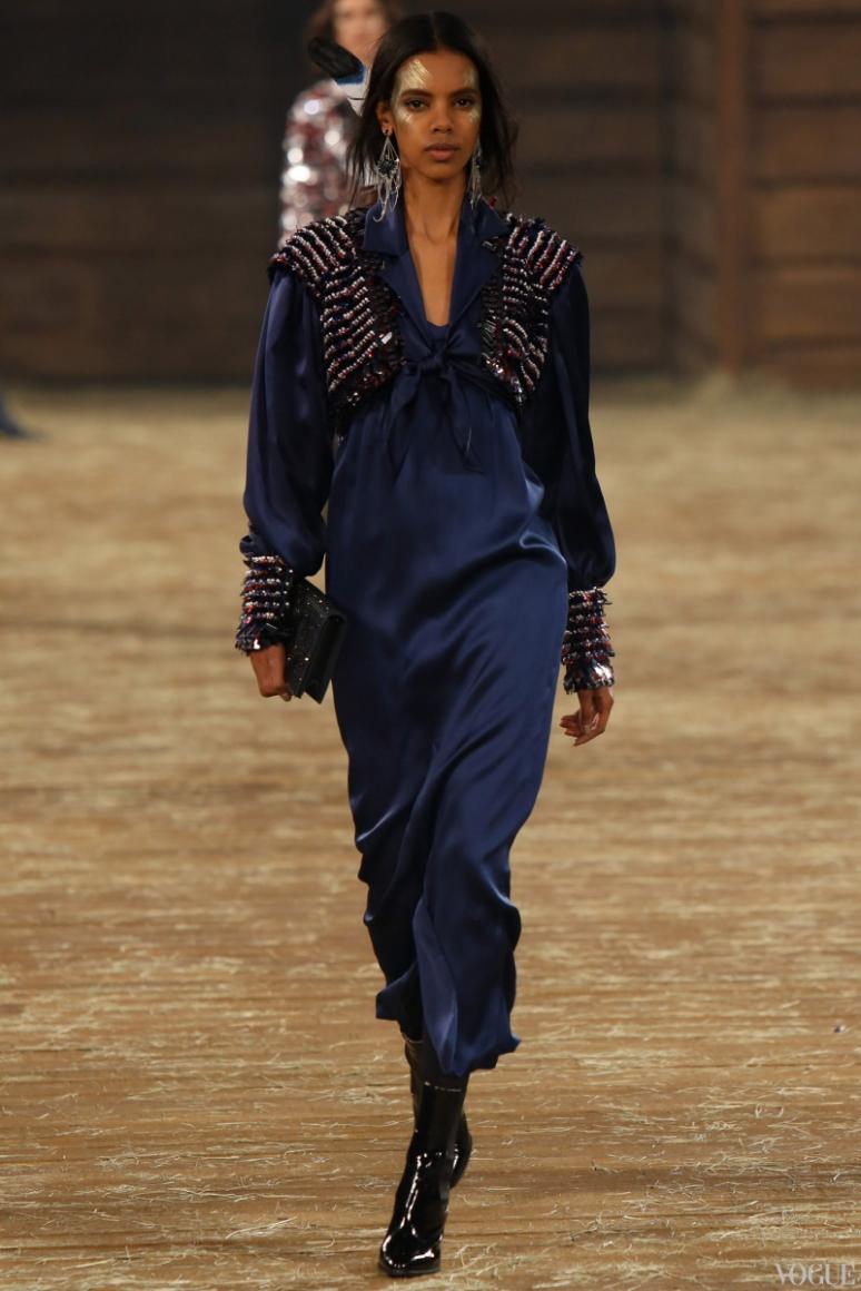Chanel Couture весна-лето 2013 #34