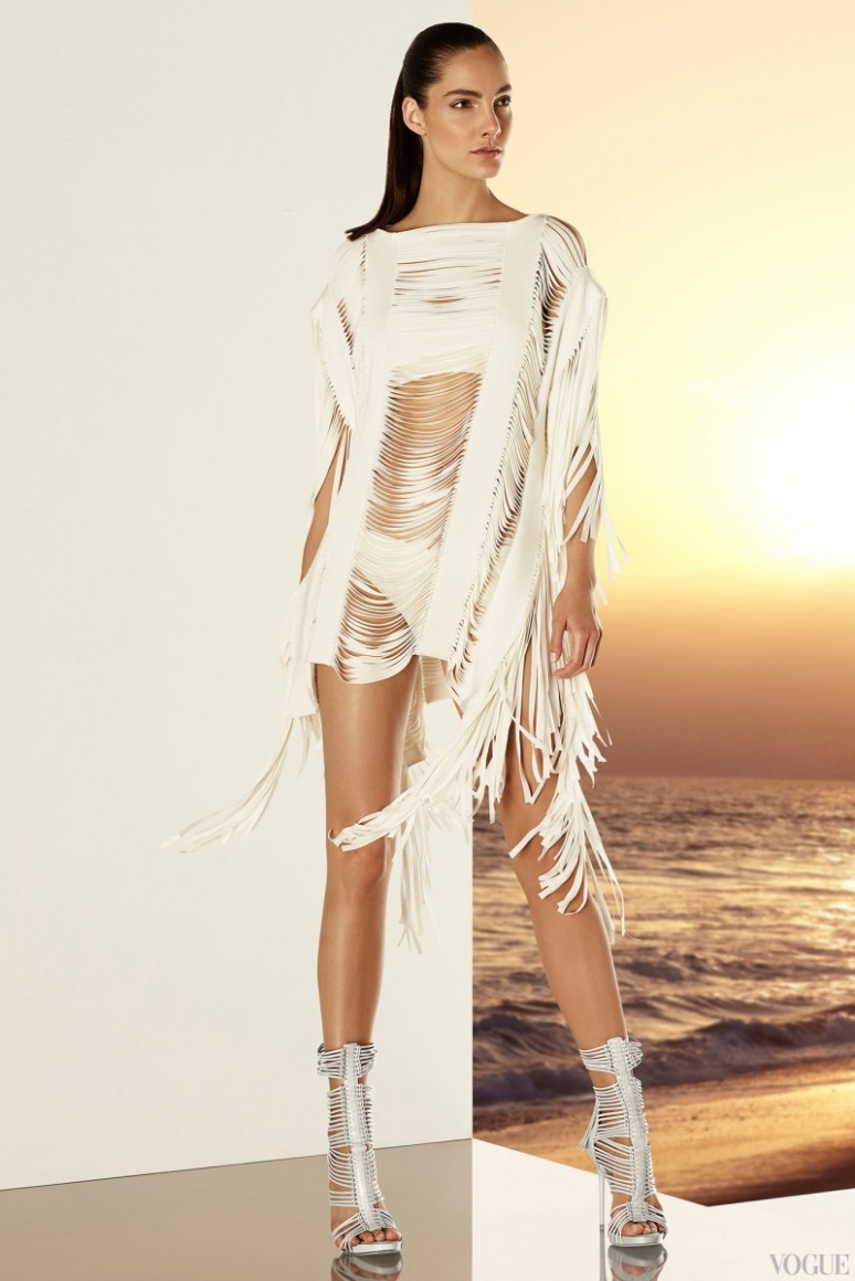 Herve Leger by Max Azria Resort 2015 #4