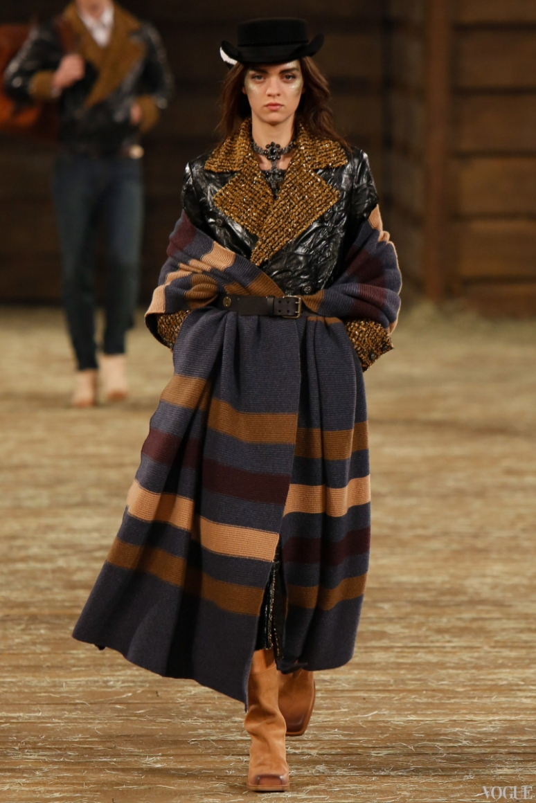 Chanel Couture весна-лето 2013 #88