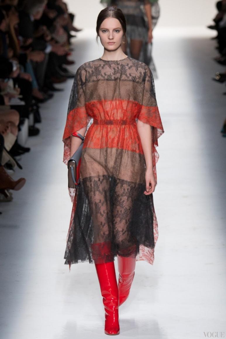 Valentino осень-зима 2014/2015 #60