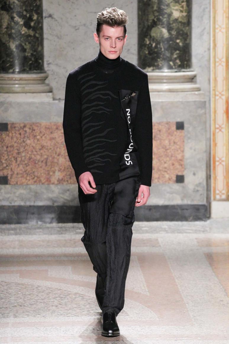 Roberto Cavalli Menswear осень-зима 2015/2016 #15