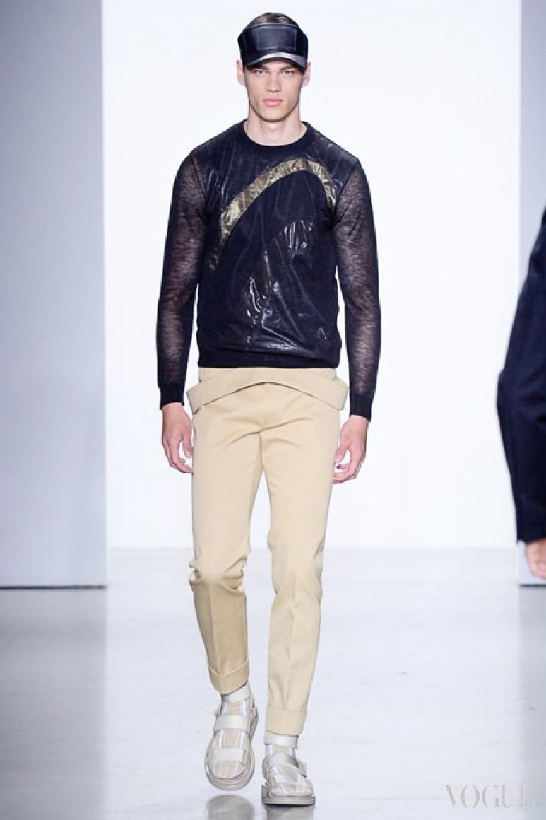Calvin Klein Menswear весна-лето 2016 #40