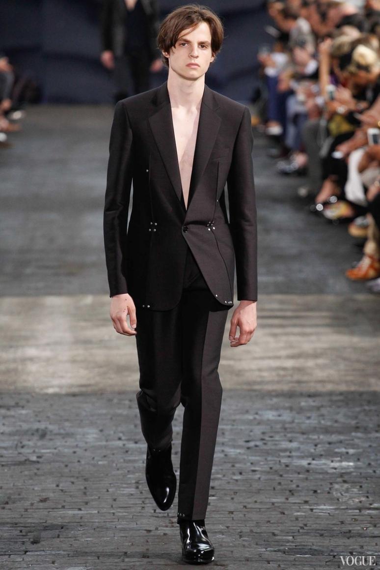 Maison Martin Margiela Menswear весна-лето 2016 #29