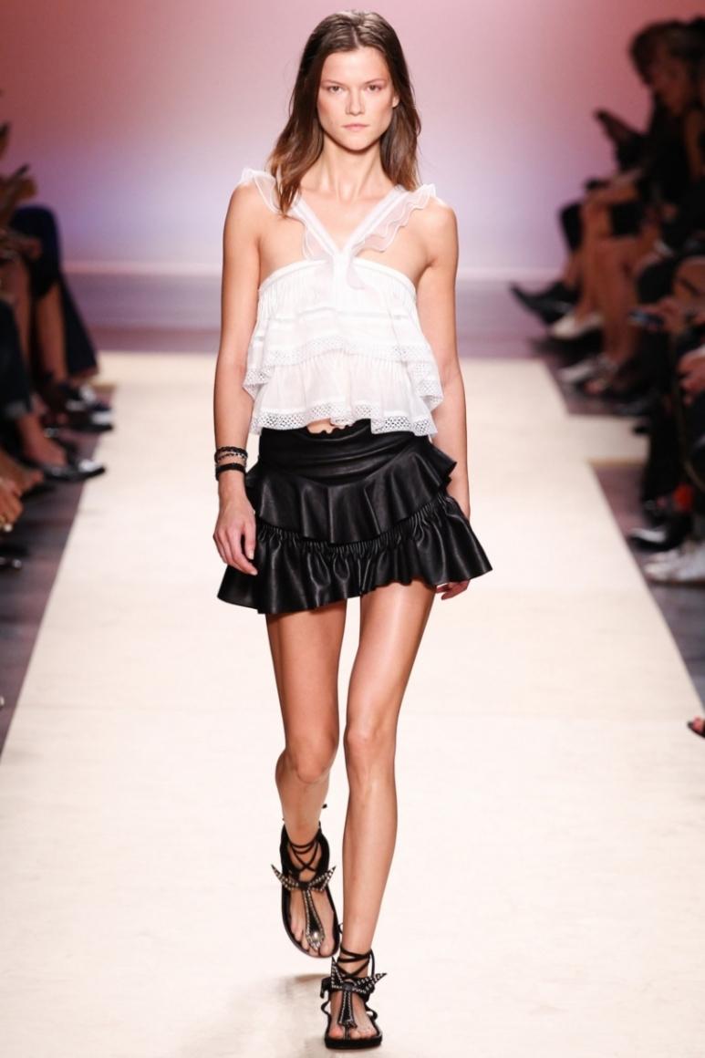 Isabel Marant весна-лето 2014 #36