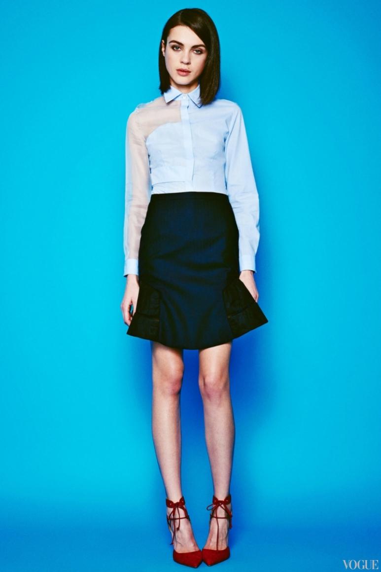 Misha Nonoo Couture весна-лето 2013 #13