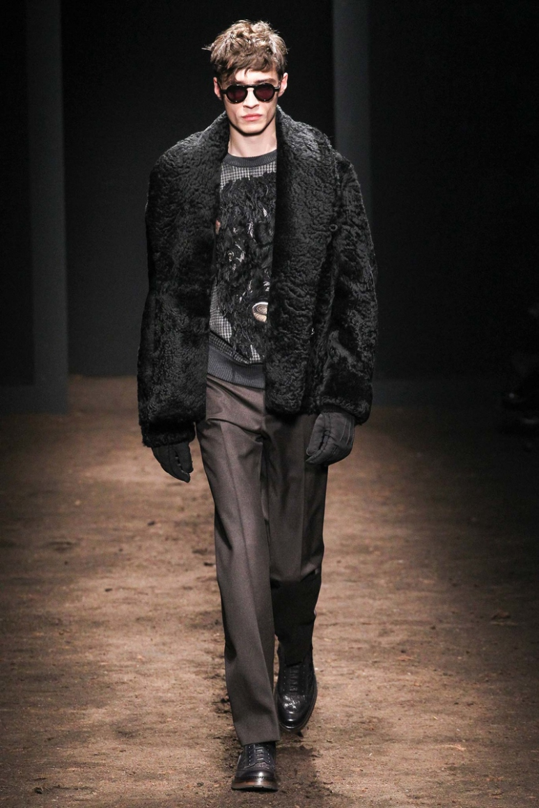 Salvatore Ferragamo Menswear осень-зима 2015/2016 #25