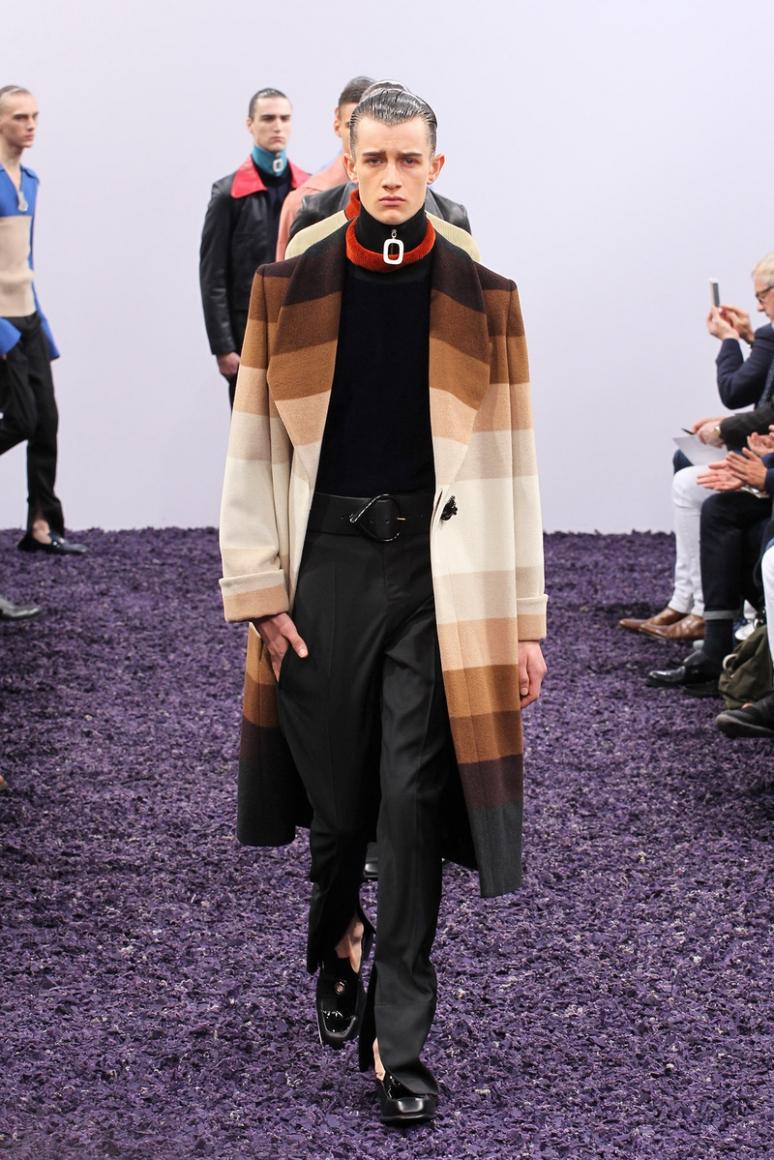 J.W. Anderson Menswear осень-зима 2015/2016 #2