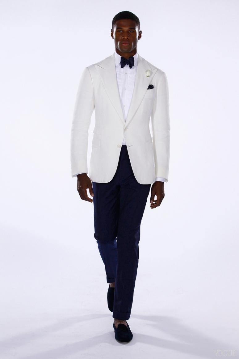 Ralph Lauren Menswear весна-лето 2016 #14