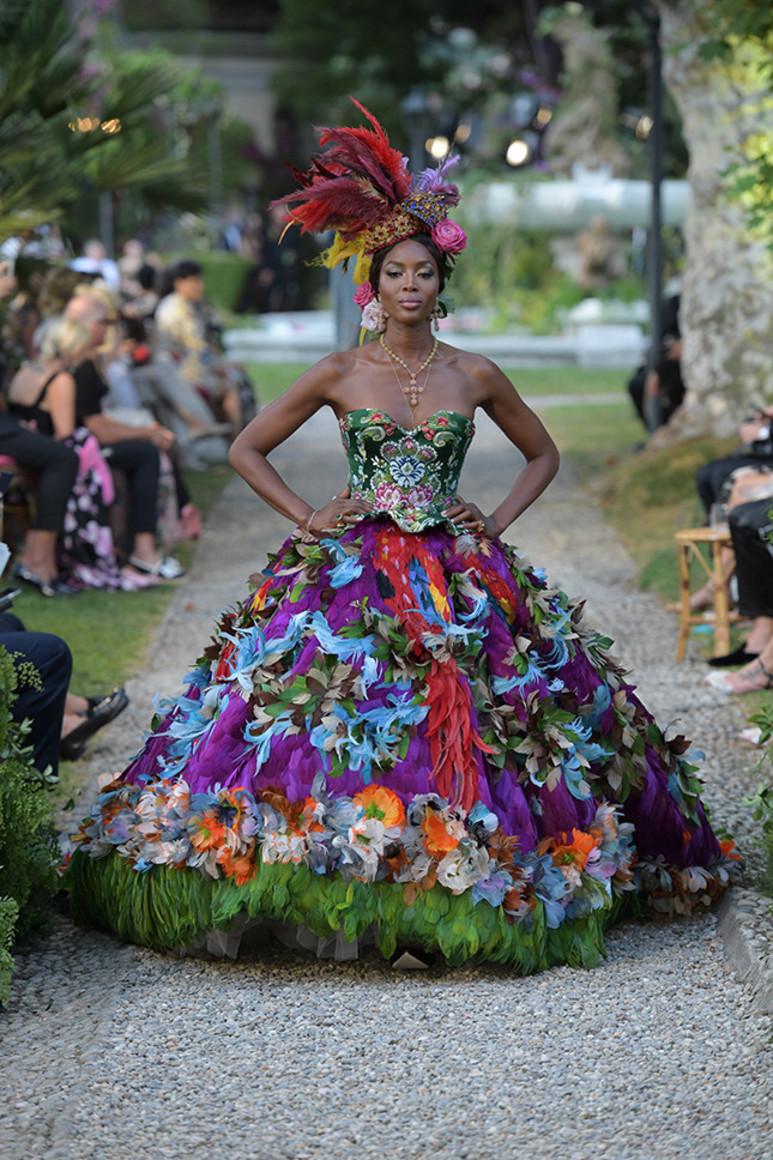5b41d93a6d128 - Dolce&Gabbana Alta Moda: на романтичной волне