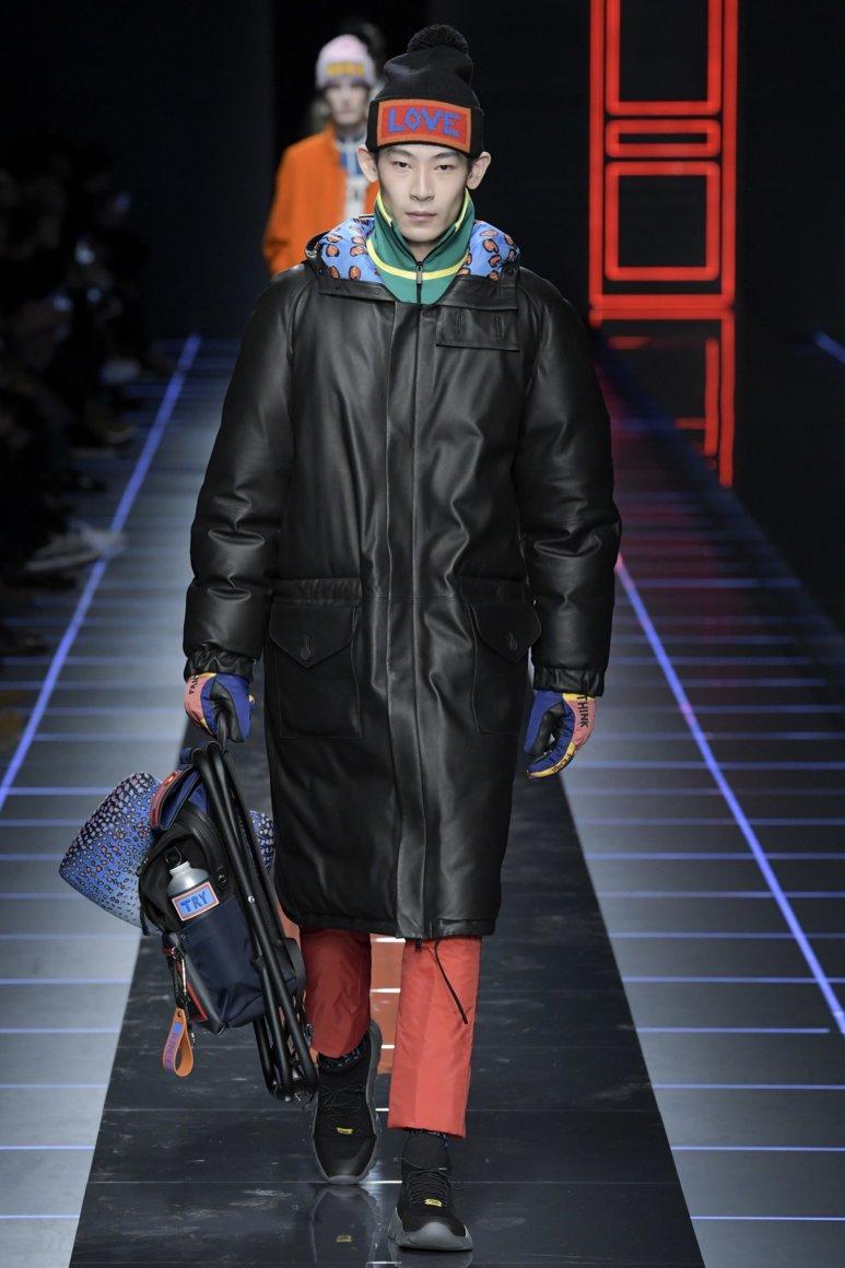 Fendi осень-зима 2016-2017 - fashion-womancom