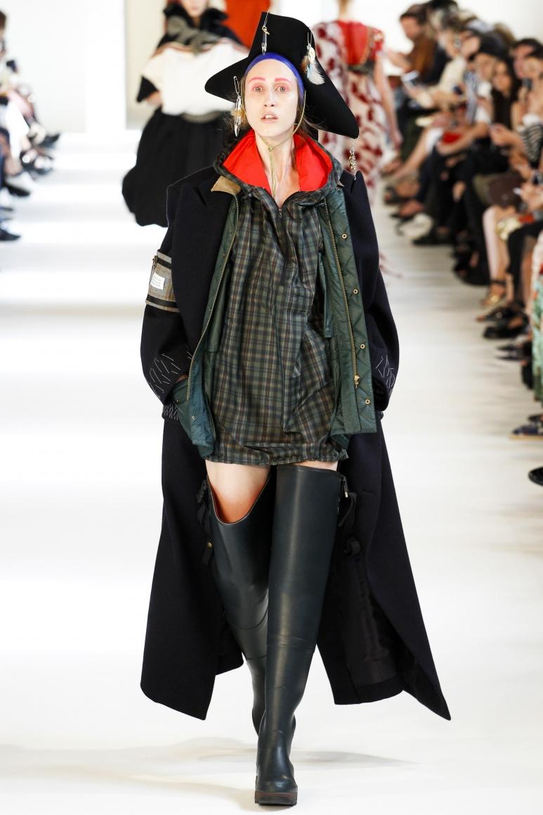 Maison Margiela Couture осень-зима 2016/2017