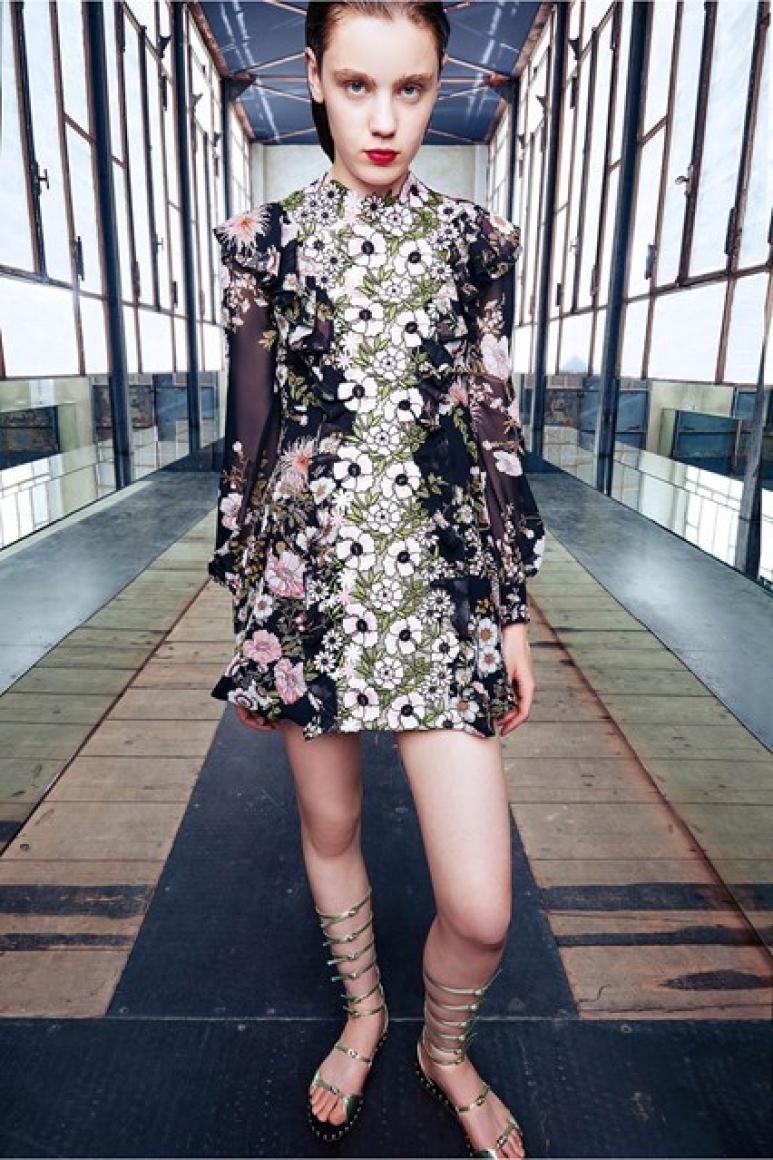Giambattista Valli Women - shop online dresses, shoes ...