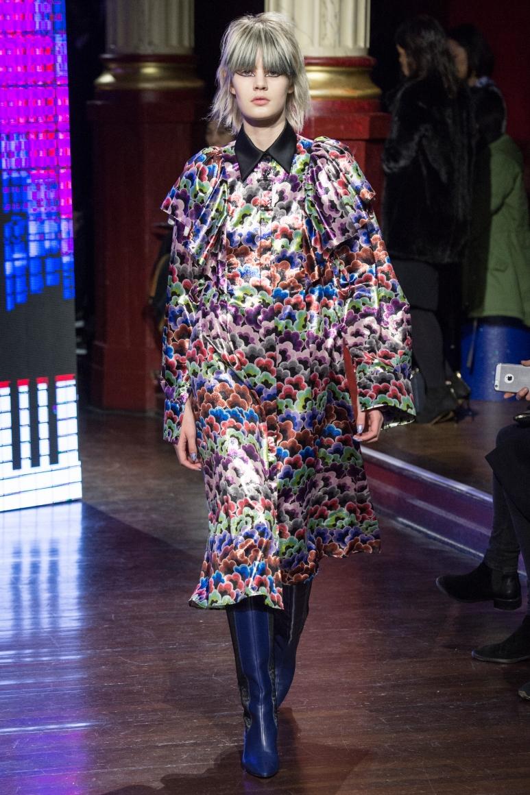 Kenzo Fashion Show Fw