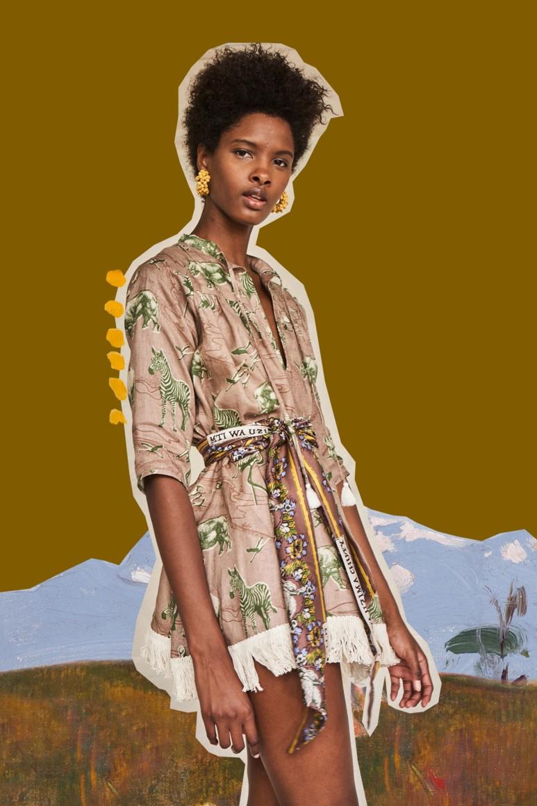 5b50a30b4556c - Chufy Pre-Fall 2018: африканская саванна