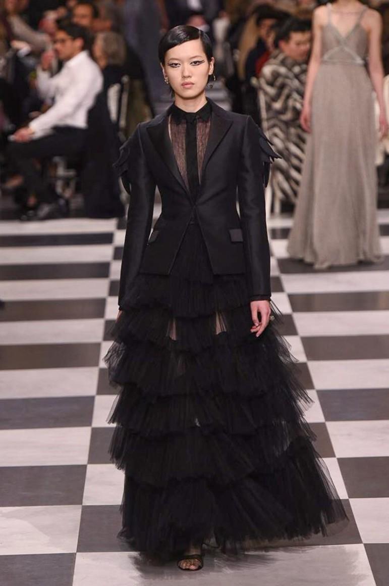 Dior Vogue Fashion Show