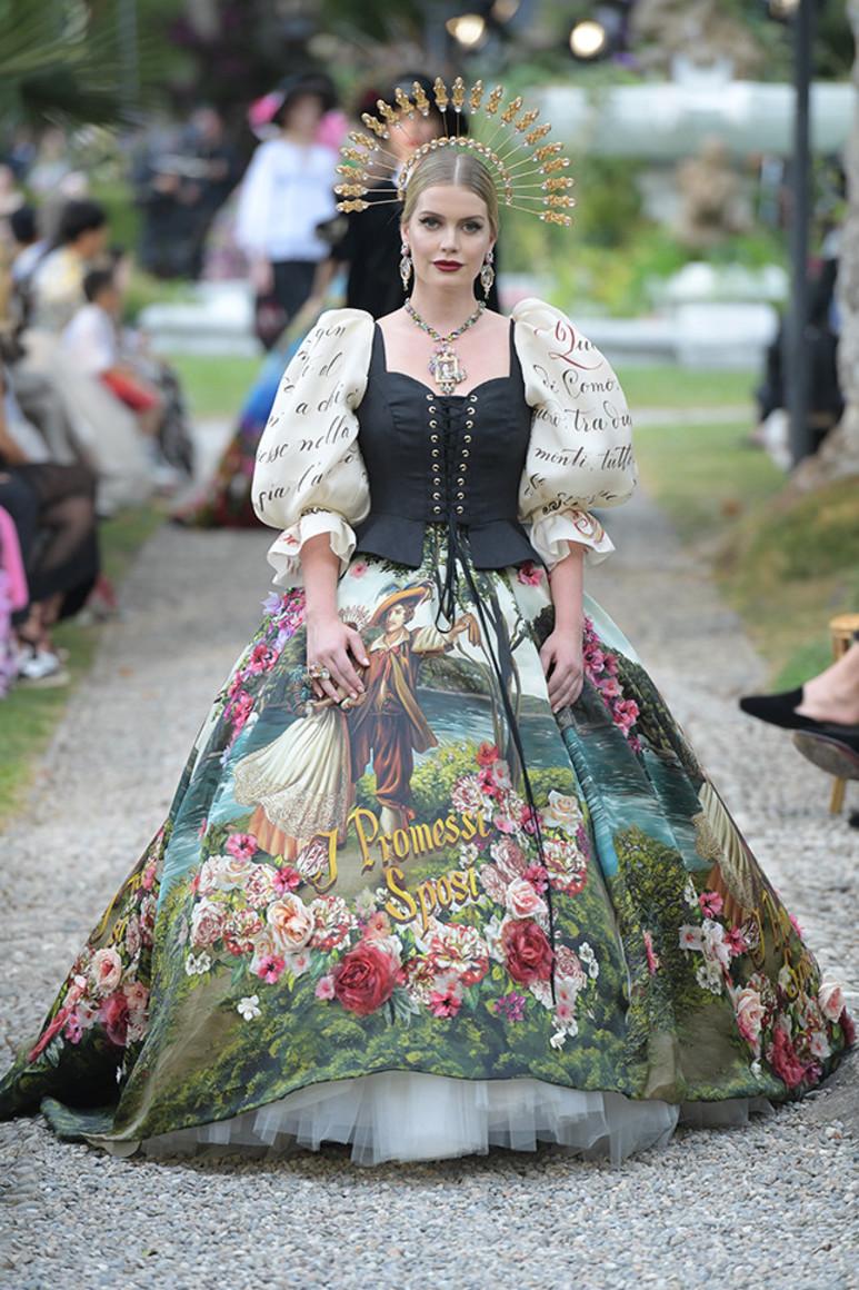 5b41d93d3da32 - Dolce&Gabbana Alta Moda: на романтичной волне