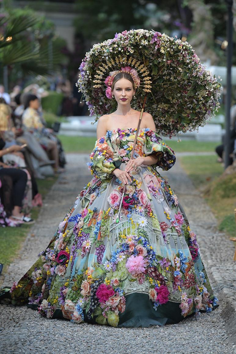 5b41d93c31ac8 - Dolce&Gabbana Alta Moda: на романтичной волне