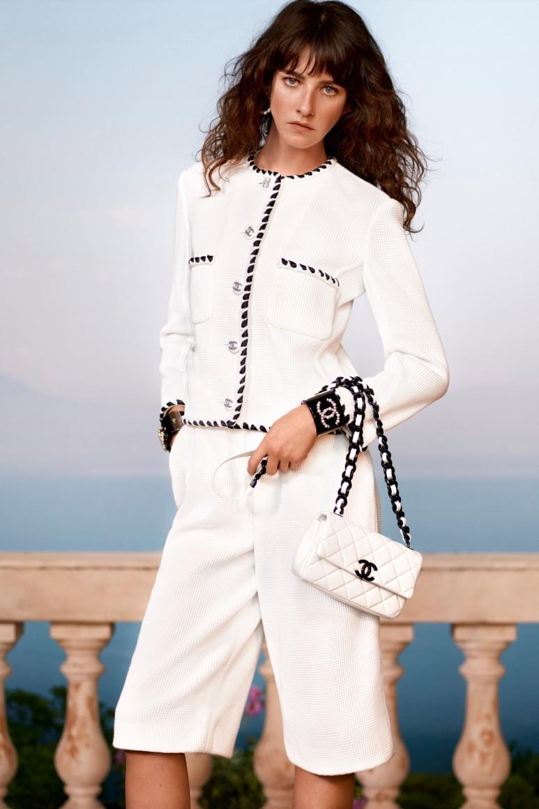 Chanel Cruise 2021 фото