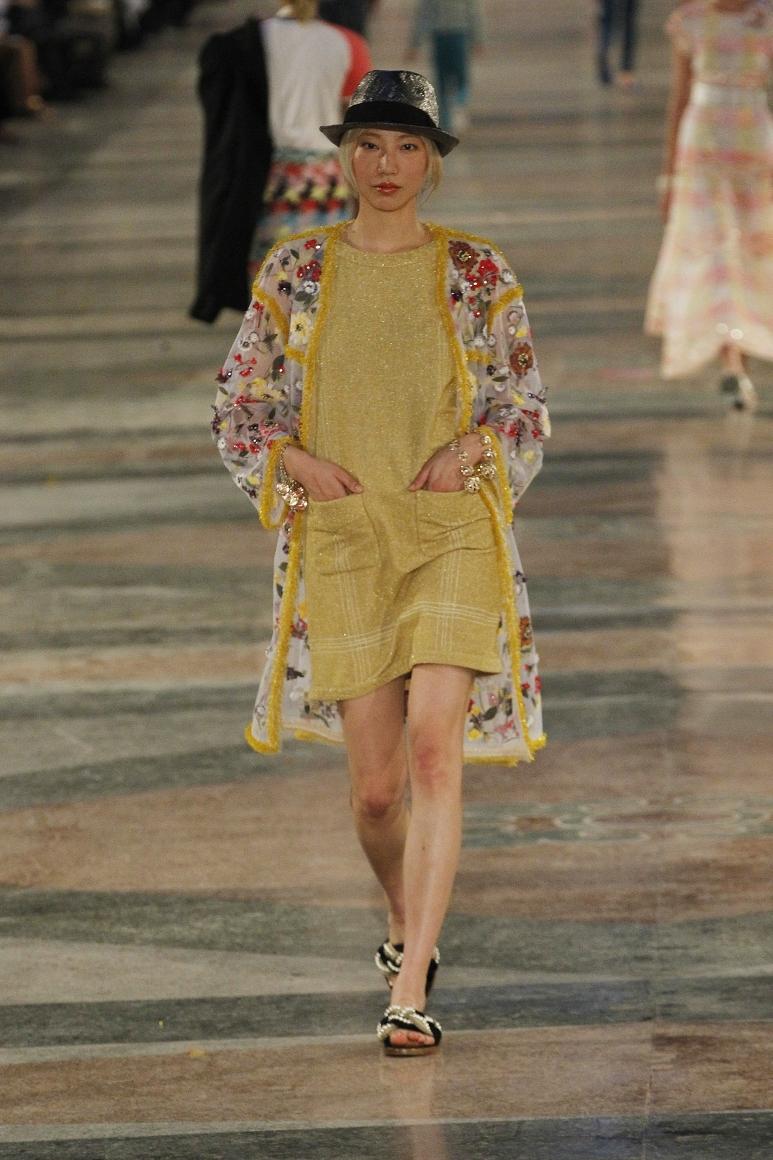 Шанель круизная коллекция 2017 сумки