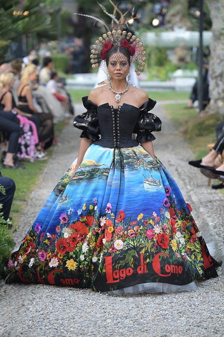 5b41d92687f2d - Dolce&Gabbana Alta Moda: на романтичной волне
