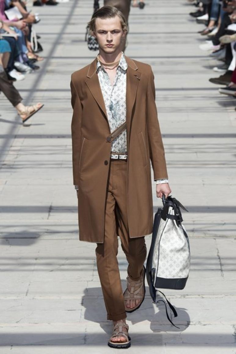 Мужская коллекция сумок весналето 2017