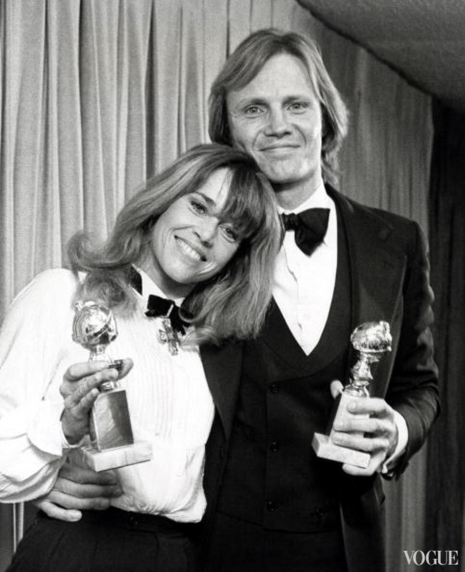 Джейн Фонда и Джон Войт (1979)