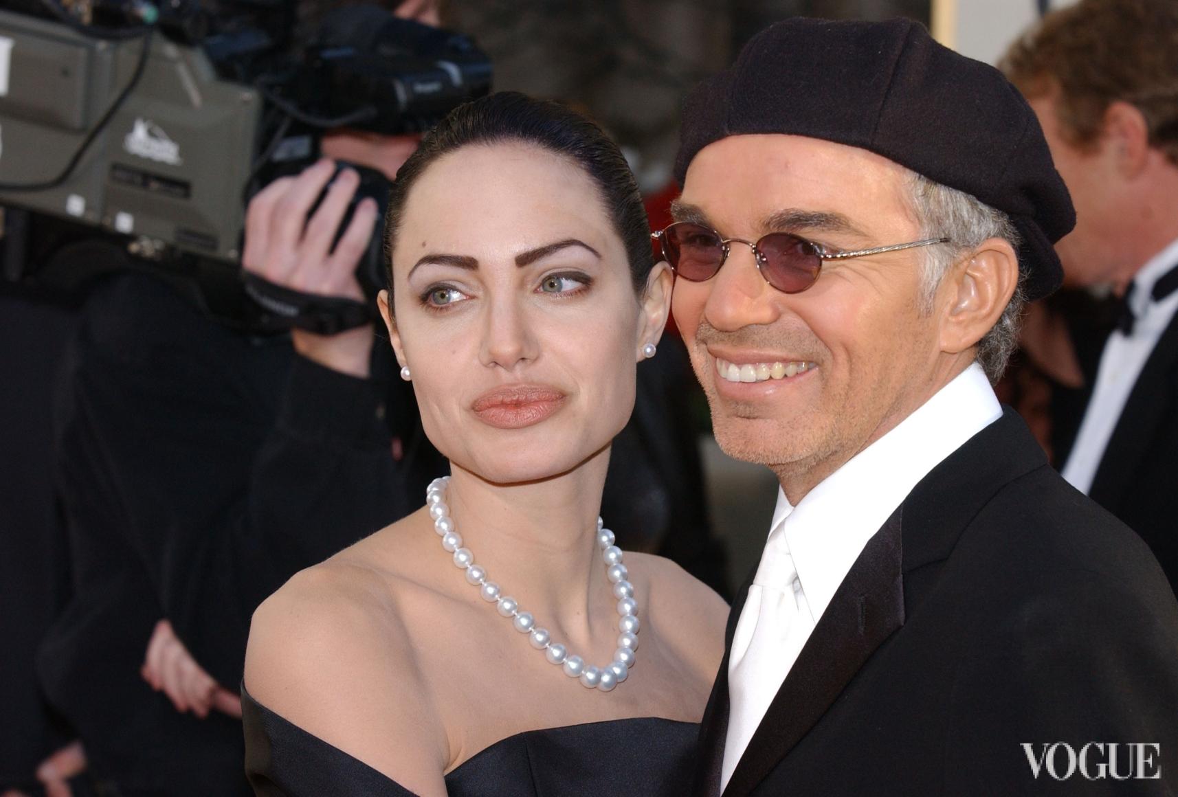Анджелина Джоли и Билли Бон Торнтон (2002)