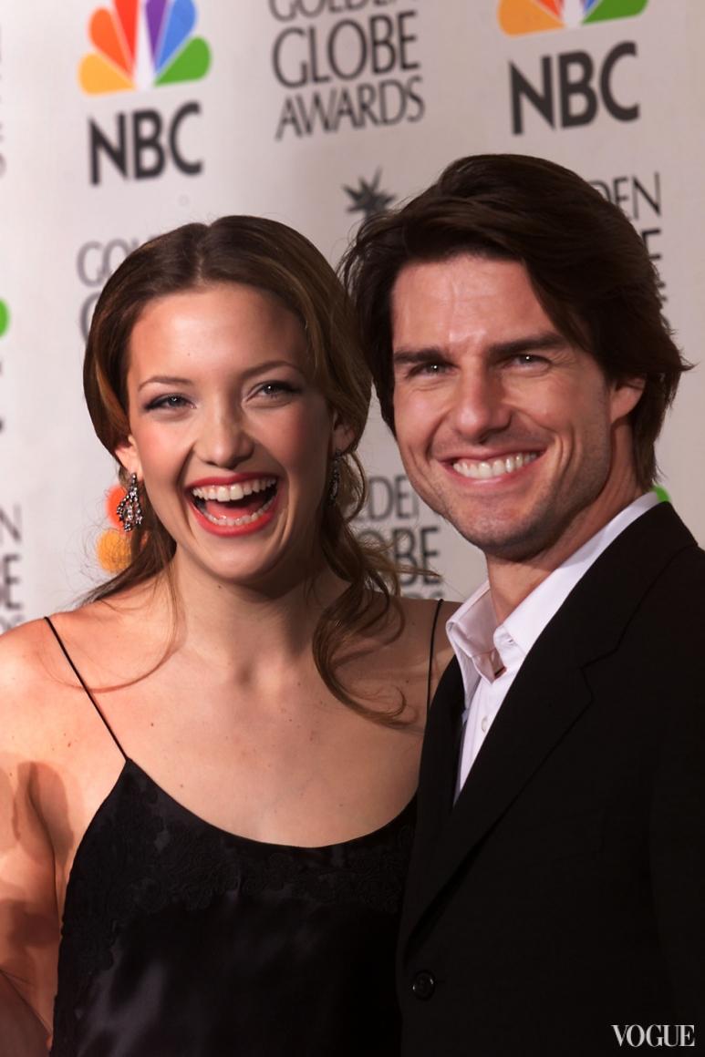 Кейт Хадсон и Том Круз (2002)