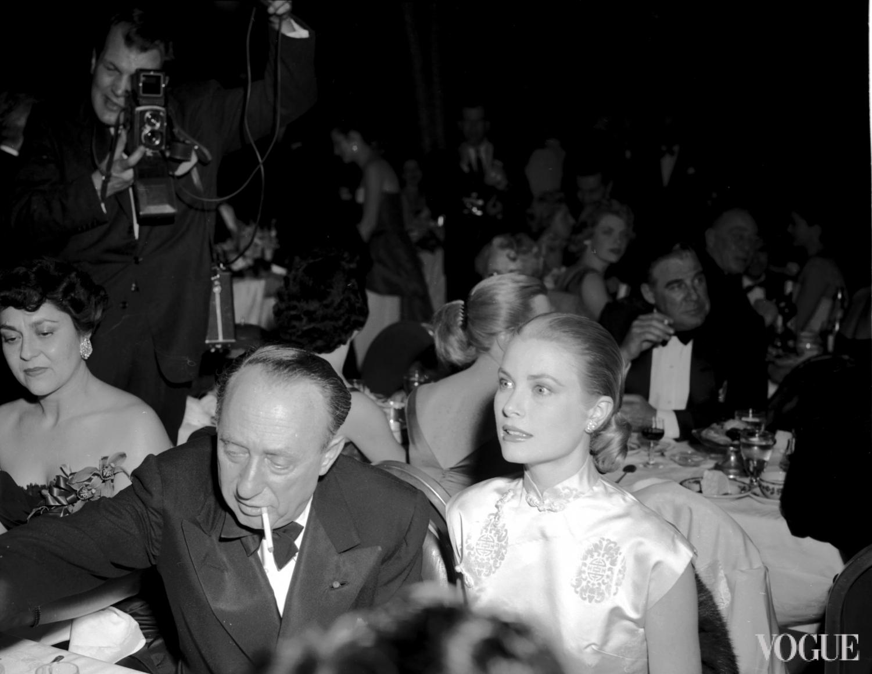 Принцесса Грейс и Джо Пастернак (1956)