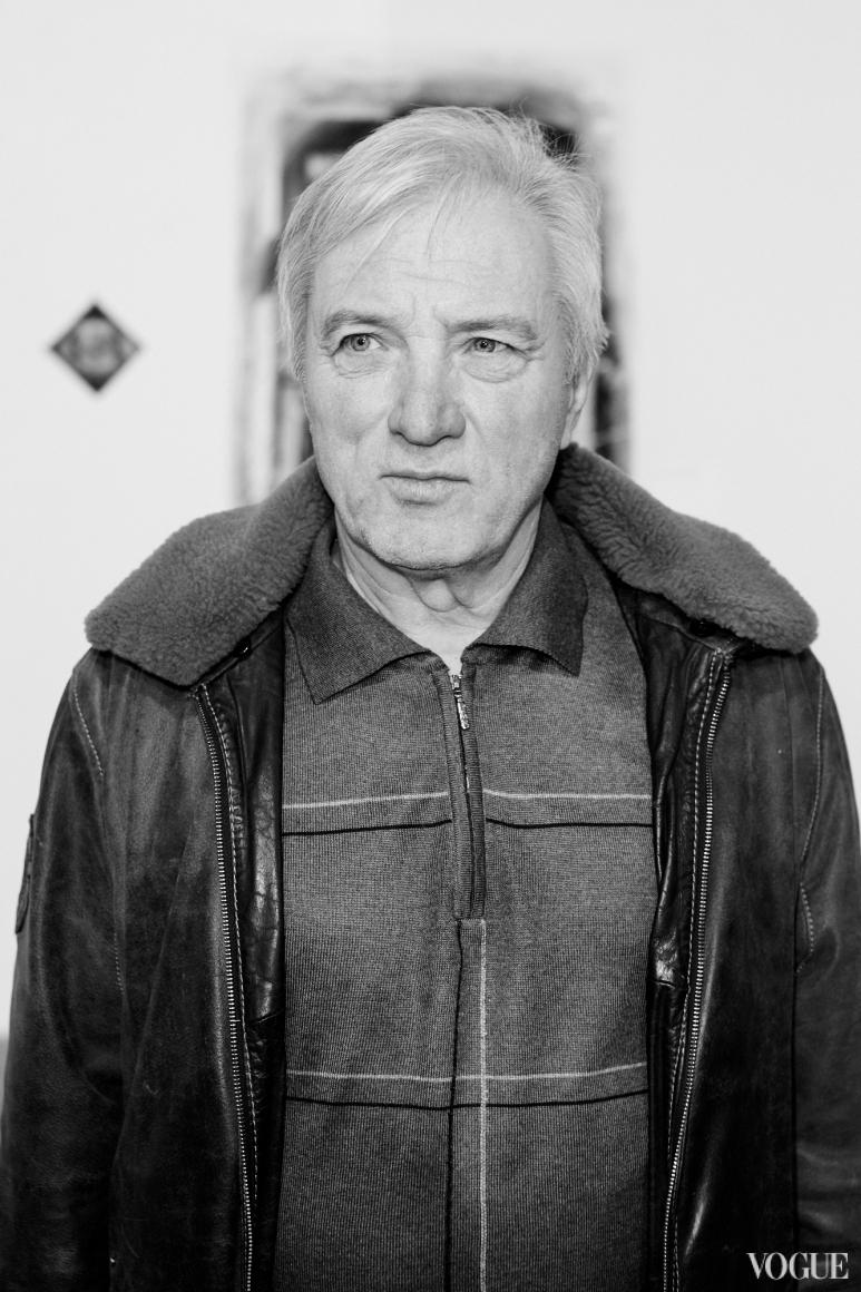 Петр Ющенко