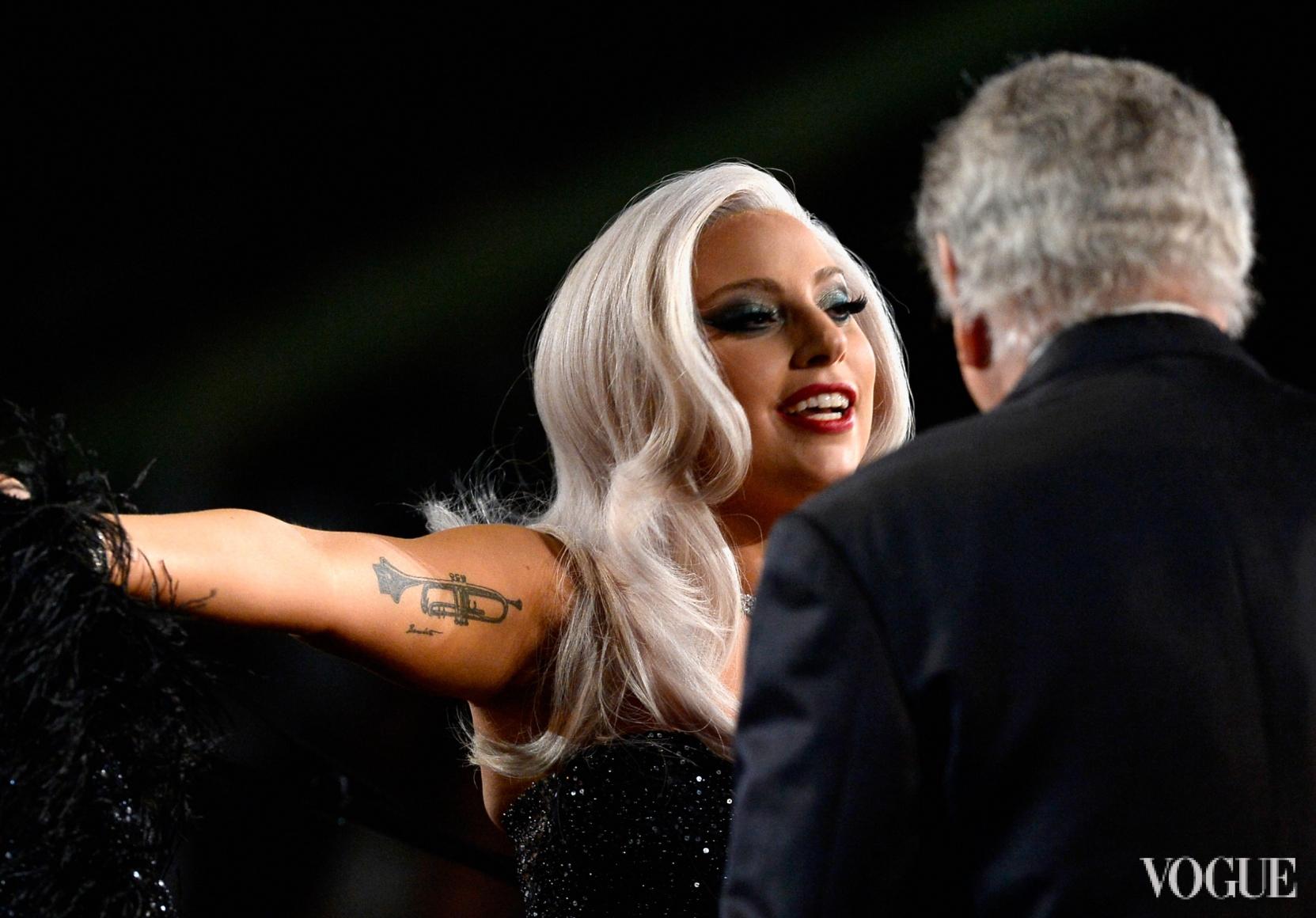 Леди Гага и Тони Беннет