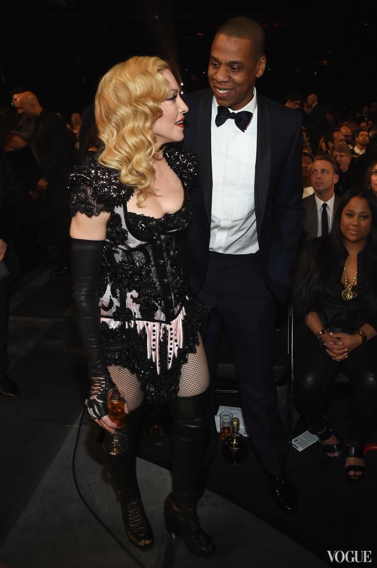 Джей Зи и Мадонна