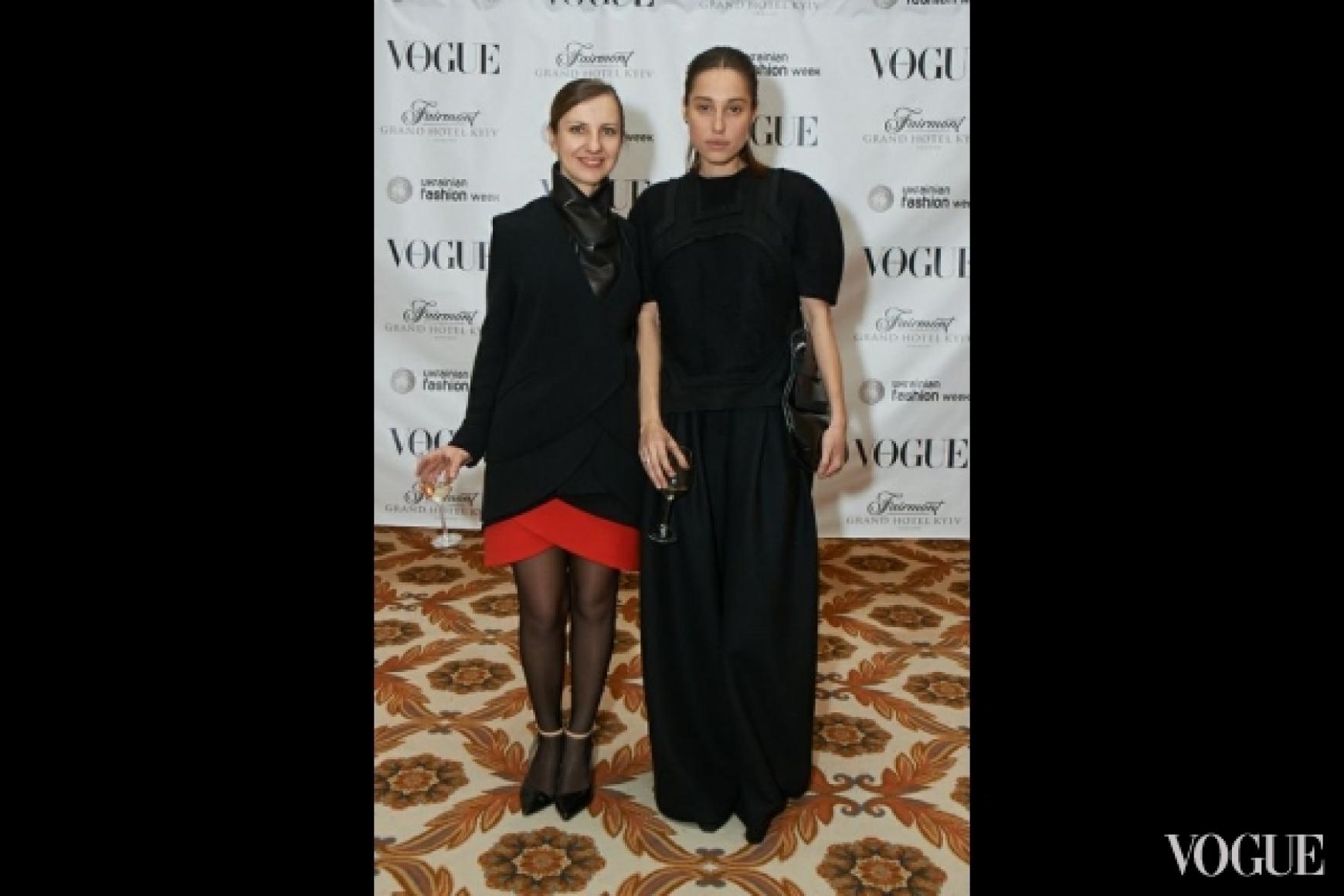Ирина Павлик и Наташа Каменская