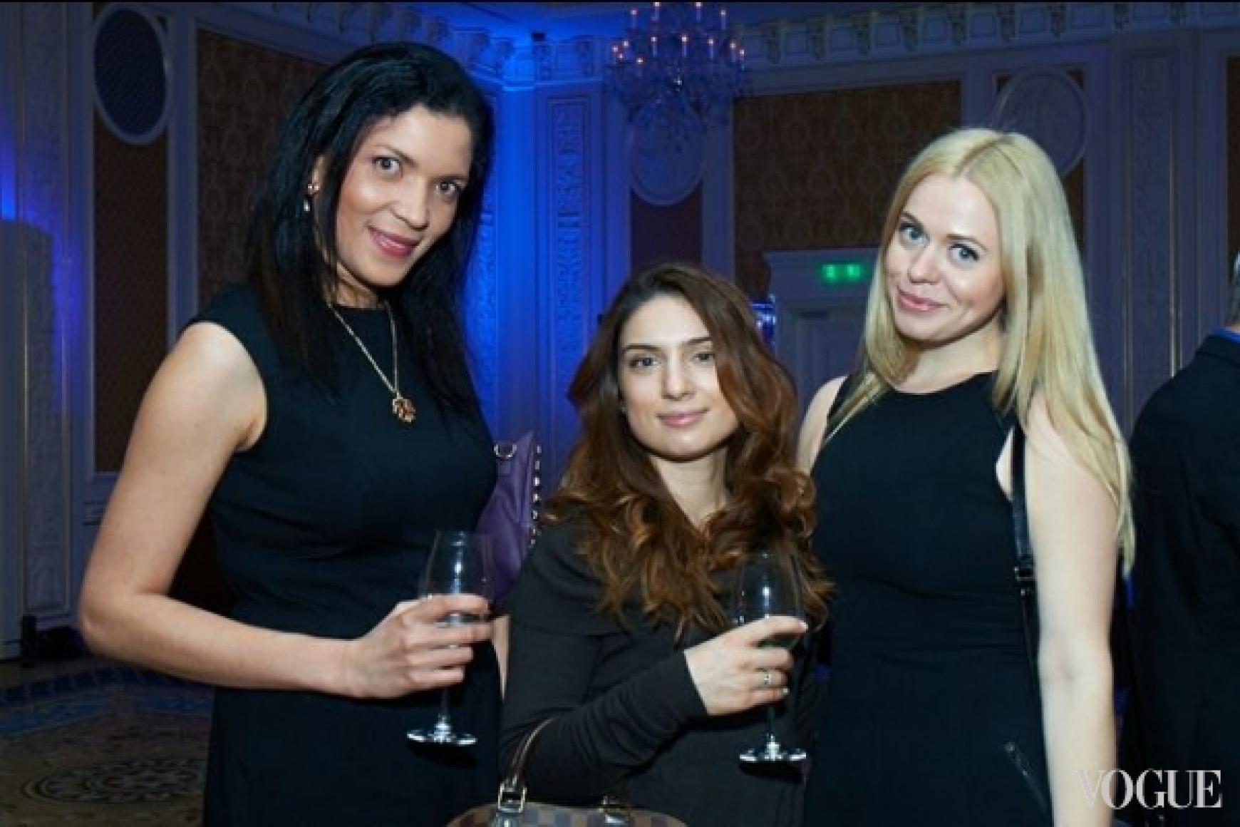 Саша Писанкина, Наталья Лобецкая, Нелли Маломуж