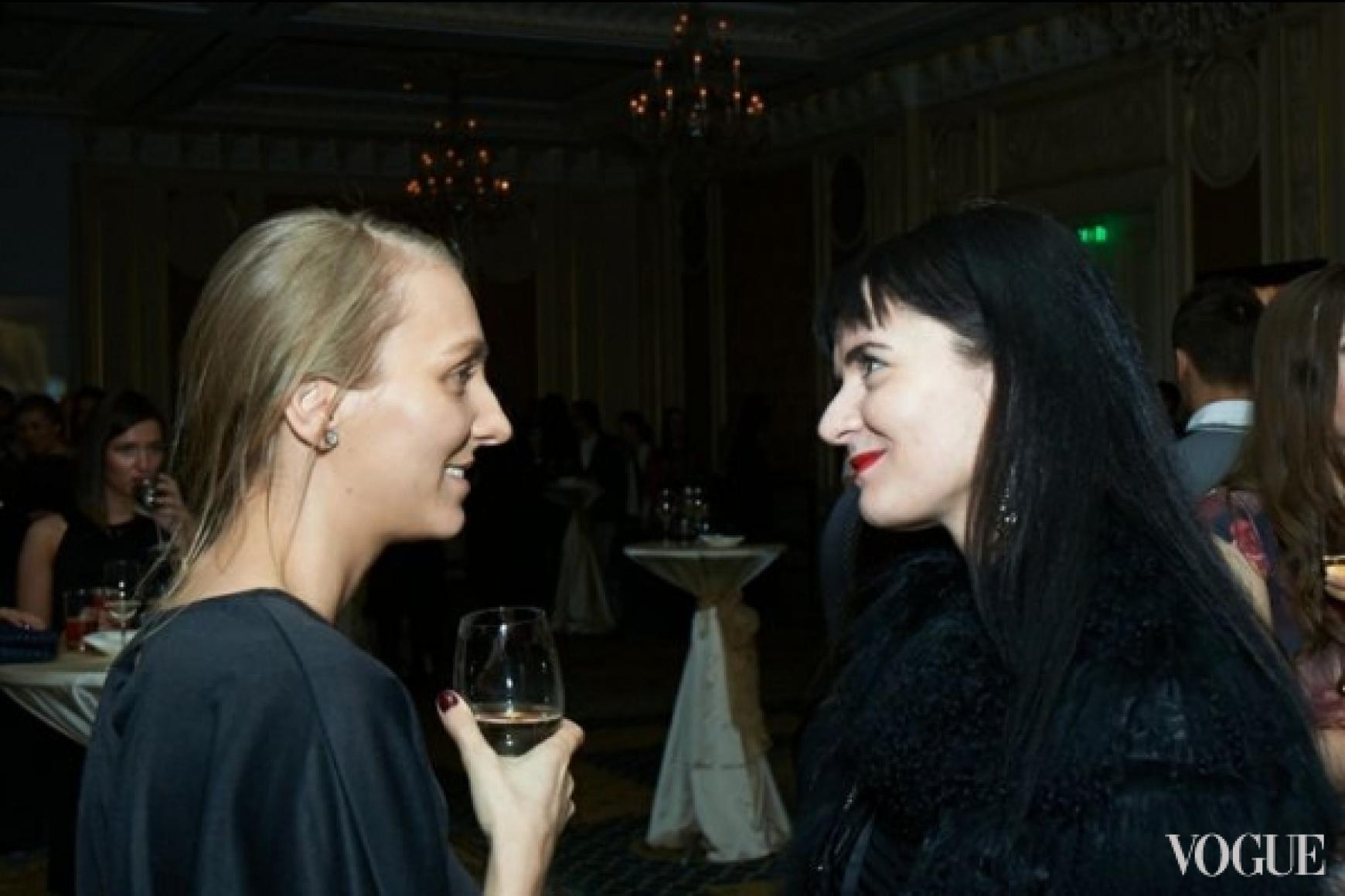 Ксения Шнайдер, Ольга Януль