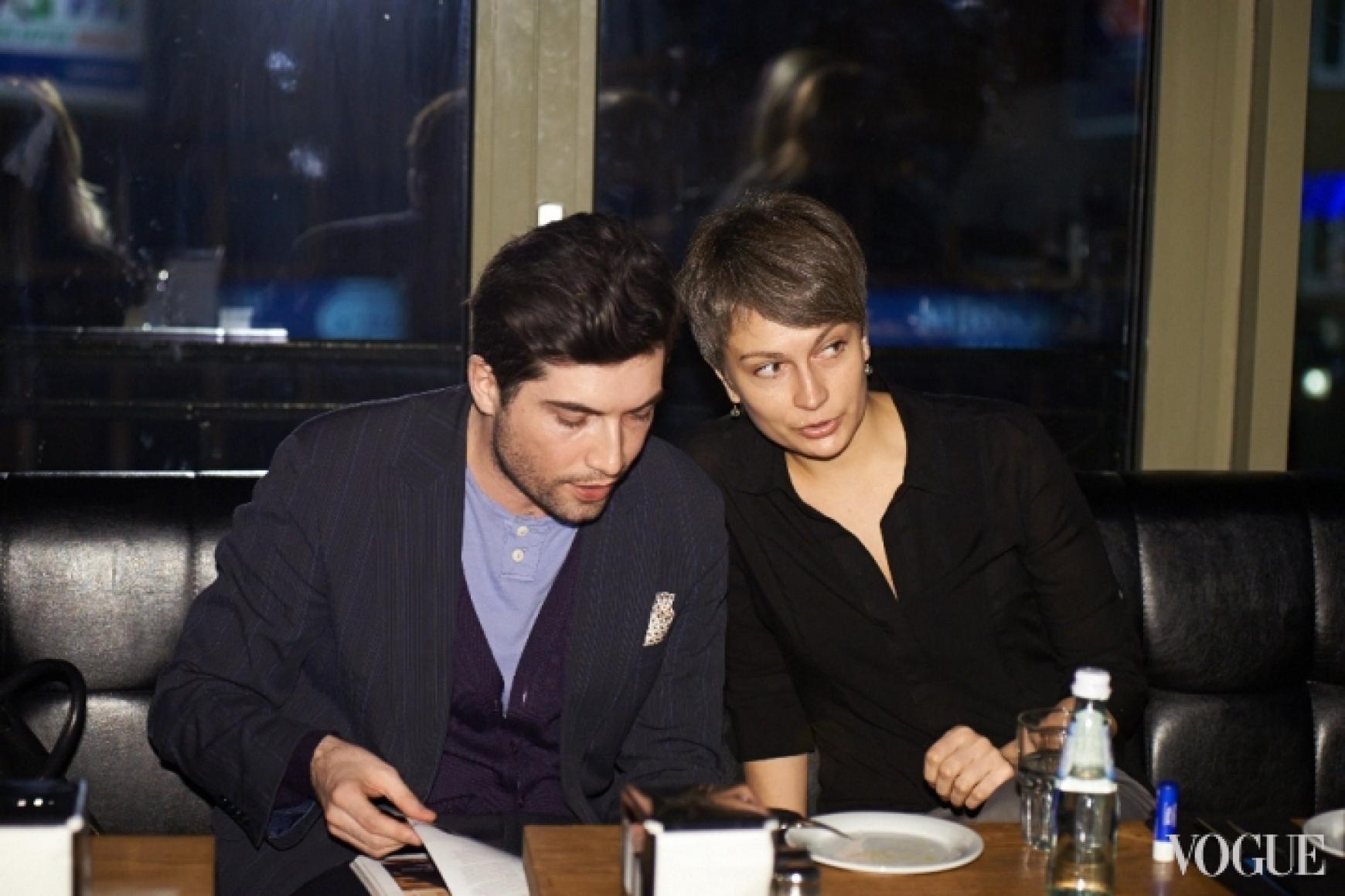 Артем Балаев и Маша Цуканова