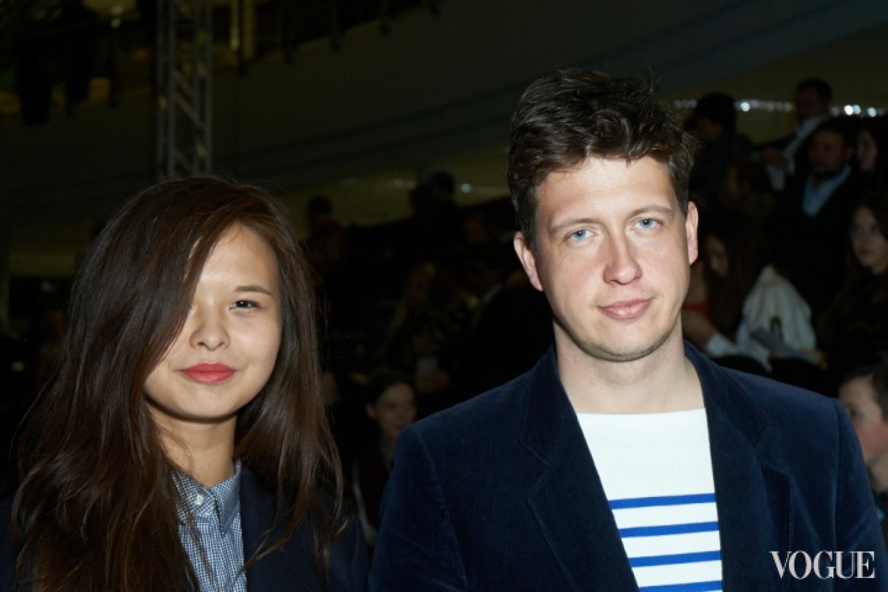 Маргарита Зубатова и Айван Родик
