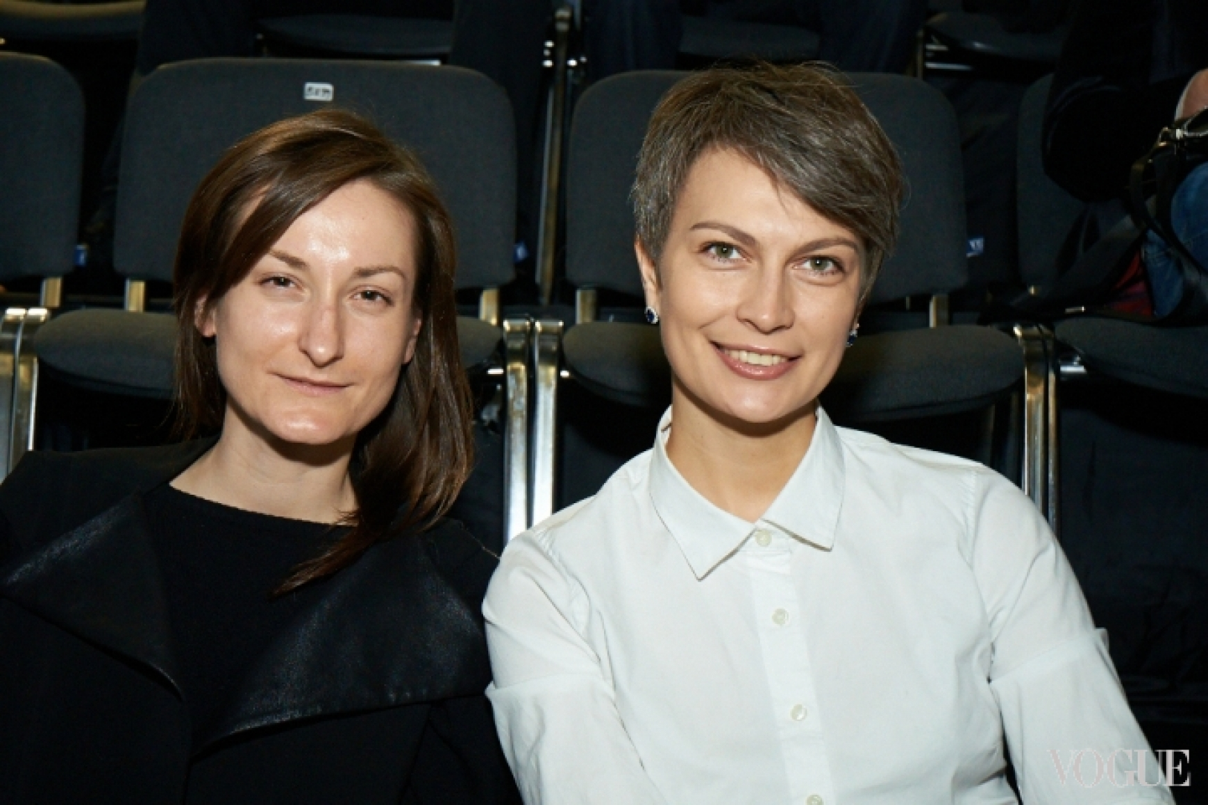 Таня Соловей и Маша Цуканова