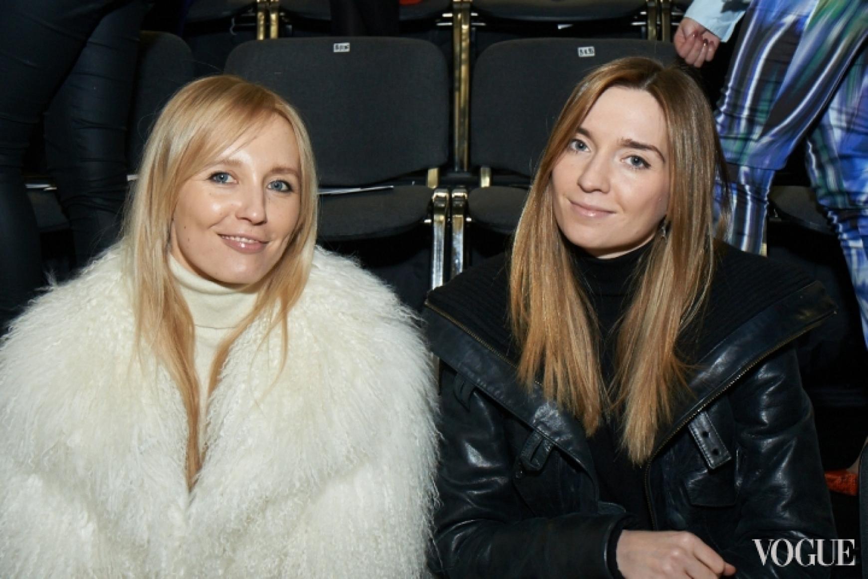 Анна и Елена Пащенко