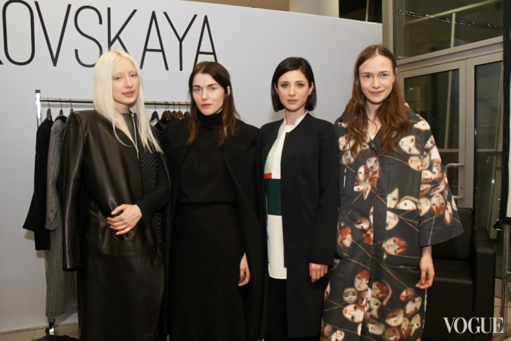 Olimpia Whitemustache, Лиля Литковская, Светлана Бевза, Надя Шаповал