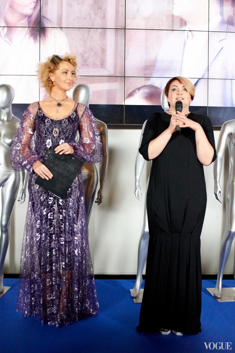 Снежана Егорова и Ирина Данилевская