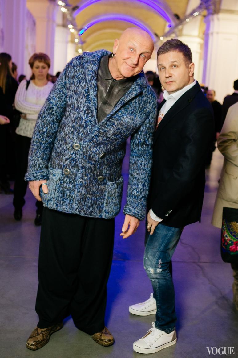 Алексей Вертинский и Юрий Горбунов