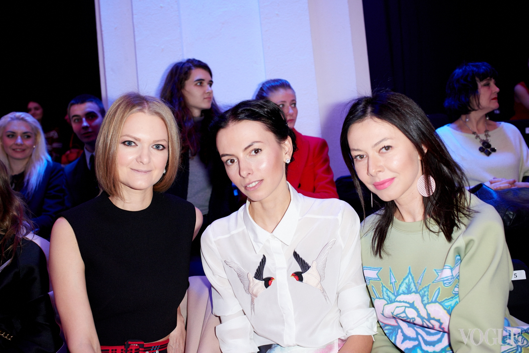 Вера Титова, Надежда Елько и Тамила Немченко