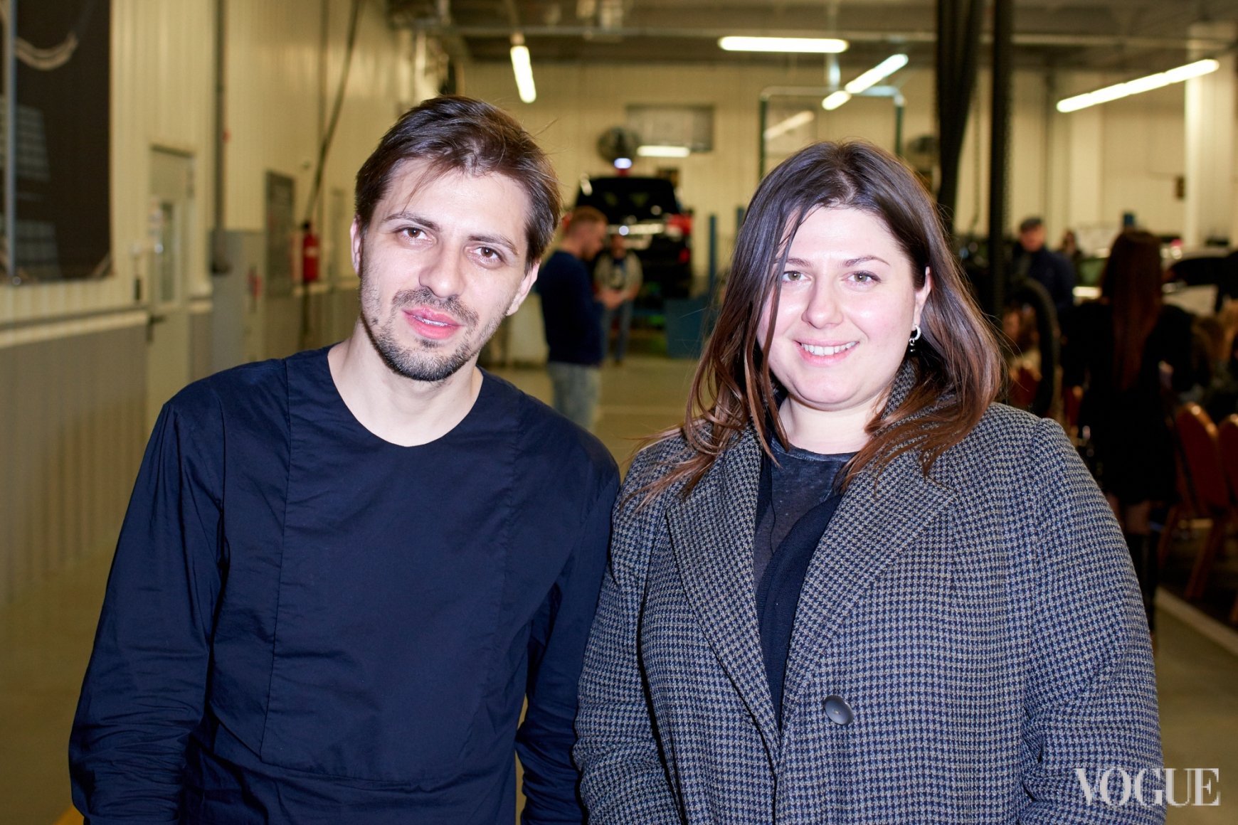 Дмитрий и Алена Доманофф