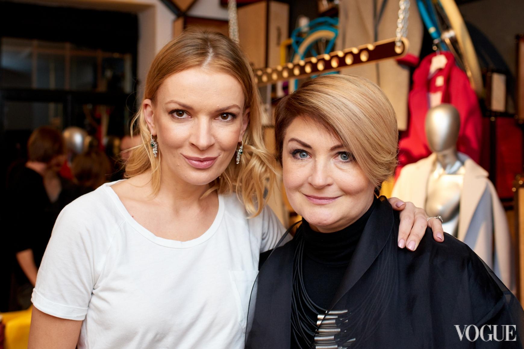 Полина Неня и Ирина Данилевская