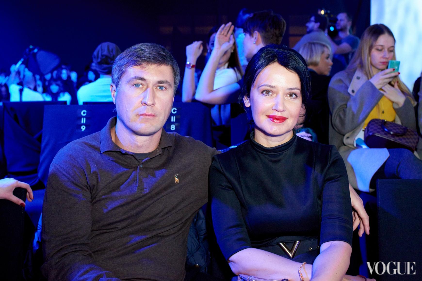 Андрей и Людмила Харив